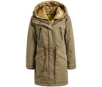 Mantel 'eleni With Inner Jacket' khaki