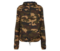 Jacke 'Ladies Camo' khaki