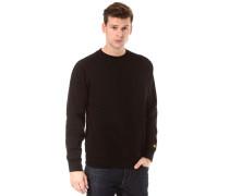 Chase Sweatshirt schwarz