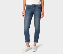 Jeanshosen Alexa slim Jeans blau