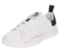 Sneaker Low 's-Clever' schwarz / weiß