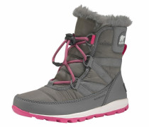 Winterstiefel 'Youth Whitney' grau / pink