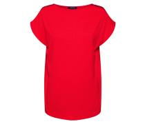 Shirt 'Active' orangerot