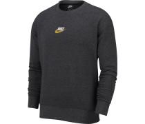 Sweater ' Heritage ' schwarz / dunkelgrau