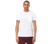 T-Shirt 'Tahiti' weiß