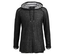 Pullover 'porter' schwarz / weiß