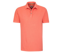 Polo-Shirt koralle