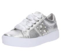 Sneaker 'Kelli' silber / weiß
