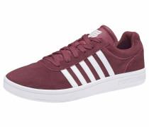 Sneaker 'Court Cheswick Suede' bordeaux