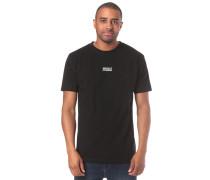 T-Shirt 'Minimentum' schwarz
