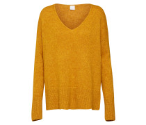 Pullover 'Ilallon' goldgelb