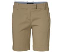 Chino-Shorts 'Torne' dunkelbeige