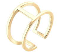 Ring 'Geo' gold