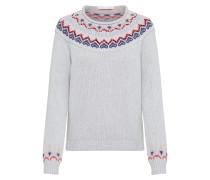 Pullover graumeliert / mischfarben
