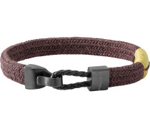 Armband kastanienbraun