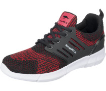 Sneakers Low 'Draga' schwarz