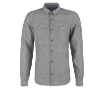 Hemd graumeliert