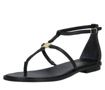 Sandale 'nalaine' schwarz