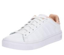Sneaker 'Court Frasco' beige / weiß