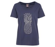 T-Shirt 'luah' nachtblau