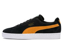 Sneaker 'Classic' orange / schwarz