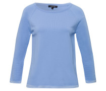3/4 Arm Pullover fresh blue blau