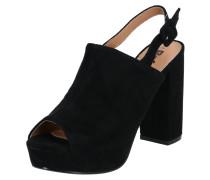 Sandale '69536' schwarz