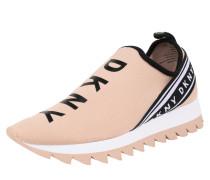Sneaker 'abbi' nude