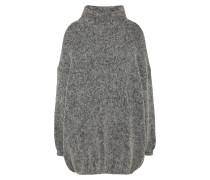 Pullover 'zapitown' graumeliert