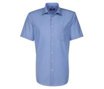 City-Hemd ' Modern ' blau