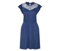 Kleid 'onlamila CAP Sleeve Dress Jrs' blau