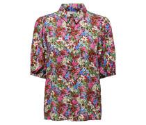 Bedruckte Hemd mischfarben