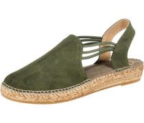 Sandalen 'Nuria' grün