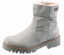 Winterboots braun / grau