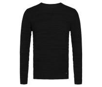 Pullover 'Struan' schwarz