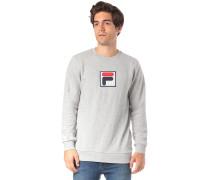 'Urban Line Crew Ian' Sweatshirt graumeliert