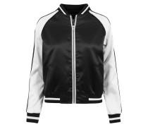 Jacket schwarz / weiß