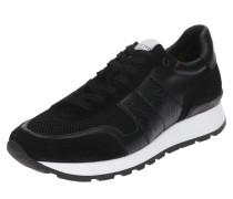 Sneaker 'slhfrank' schwarz