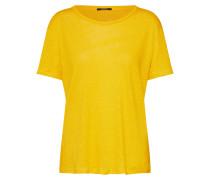Shirt 'naval TEE LJ' gelb
