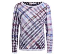 Strickpullover Pullover weiß