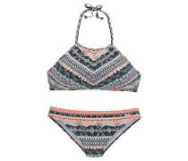 Bikini mischfarben / schwarz