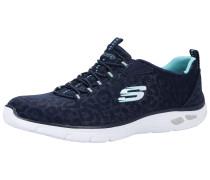 Sneaker 'Empire D'lux' navy / aqua