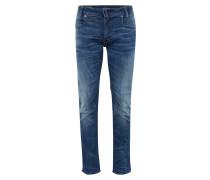 Jeans 'D-Staq 5-pkt Slim' blue denim
