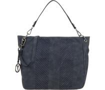 Handtasche 'Melly' taubenblau