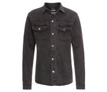 Jeanshemd 'onsLUCAS Over Shirt Print PK 9122'