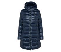 Wintermantel 'impermeabile' blau