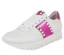 Sneaker 'Flow' rot / weiß