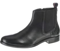 Chelsea Boots 'Nuria' schwarz