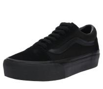 Sneaker 'Old Skool Platform' schwarz