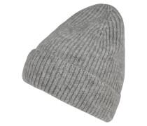 Mütze 'Marcellina' grau